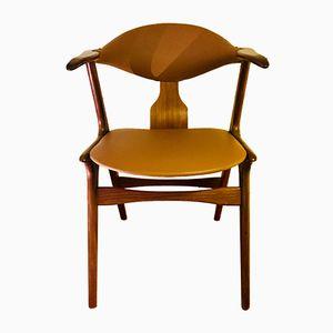 Cow Horn Stuhl von Louis van Teeffelen, 1960er