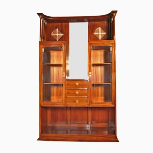 Antique Viennese Display Cabinet from J & J Herrmann