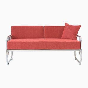 Sofá cama de Franz Singer para Metz & Co., 1936