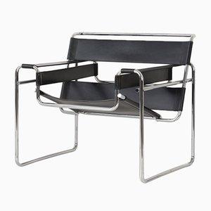 Wassily Armlehnstuhl von Marcel Breuer für Knoll International, 1980er