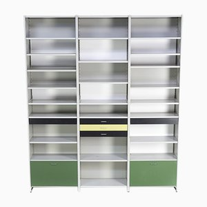 Model 5600 Metal Wall Unit by André Cordemeyer for Gispen, 1960s
