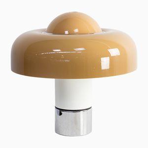 Brumbury Tischlampe von Luigi Massoni für Guzzini, 1950er