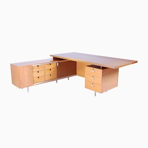 Vintage Italian Corner Desk from ISA, 1960s