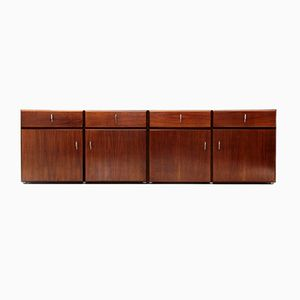 Sideboards by Vittorio Introini for Saporiti Italia, 1970s, Set of 2