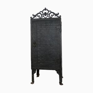 Gothic Smoke Cabinet, 1880s