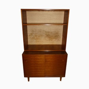 Mid-Century Teak Highboard