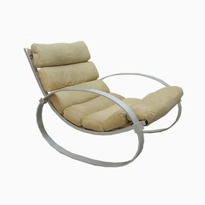 Rocking Chair de Hans Kaufeld, 1970s