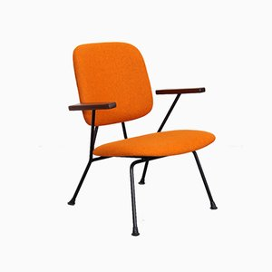 Mid-Century Armchair by Willem Hendrik Gispen for Kembo