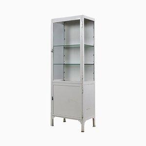 Iron & Glass Medicine Cabinet, 1965