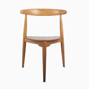 Modell FH 4103 Stuhl von Hans J. Wegner für Fritz Hansen, 1952