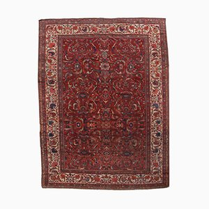 Antique Handmade Rug, 1880s