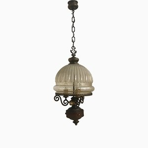 Vintage Italian Light Pendant