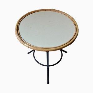 Tavolino da caffè Mid-Century rotondo
