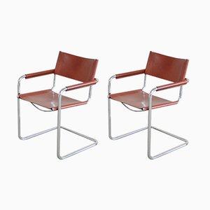 Vintage MG Chair von Matteo Grassi für Centro Studi, 2er Set
