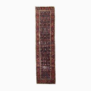 Handgefertigter antiker Teppich, 1880er