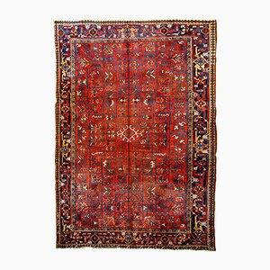 Handgefertigter antiker Teppich, 1900er