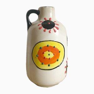 Mid-Century Spanish Vase, 1980s