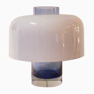 Lampe de Bureau Modèle LT 226 par Carlo Nason pour Mazzega, 1970s