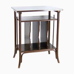 Tavolino antico di Michael Thonet per Thonet, 1895