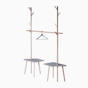 Mori Clothes Stand by Natalie Pichler & Terukazu Takatori, 2017