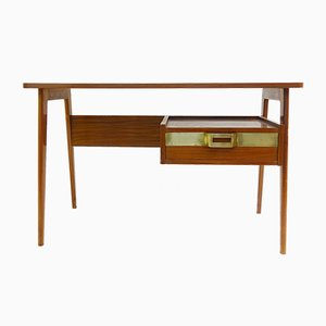 Mid-Century Small Desk, 1960s