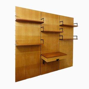 Libreria modulare di Cees Braakman per Pastoe, anni '60