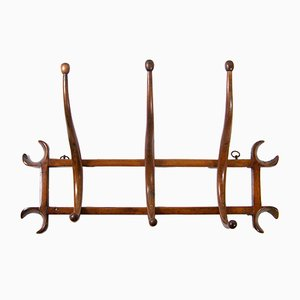 Coat Rack by Michael Thonet for Fischel, 1890s