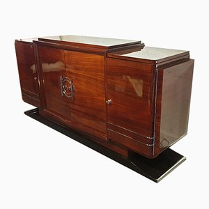 Art Deco Indian Rosewood Sideboard