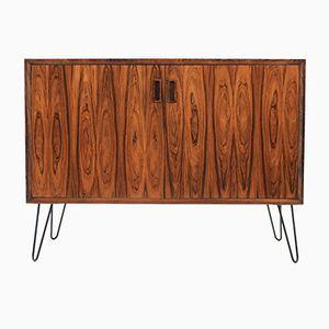 Mueble danés de palisandro, años 60
