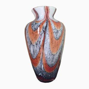 Italienische Vase aus Opalglas von Carlo Moretti, 1960er