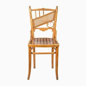 Chaise Antique No. 277 par Michael Thonet pour Jacob & Josef Kohn