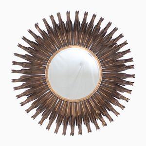 Specchio grande a forma di sole, anni '80