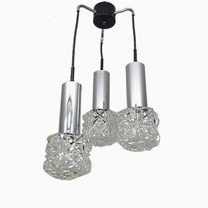 Mid-Century Cascading Deckenlampe, 1960er