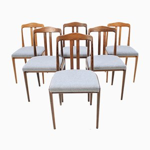 Danish Dining Chairs, 1969, Set of 6