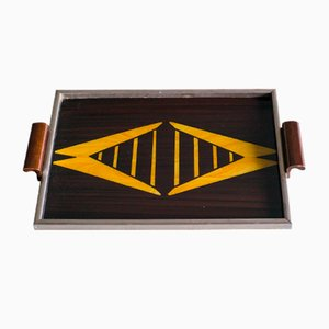 Art Deco Serving Tray, 1943