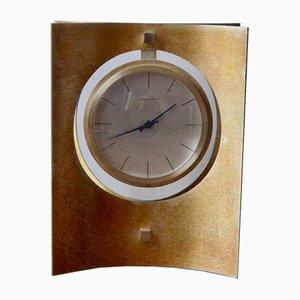 Orologio da tavolo vintage, anni '70