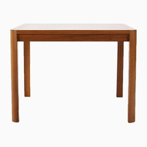 Square-Shaped Rosewood Coffee Table, 1960s