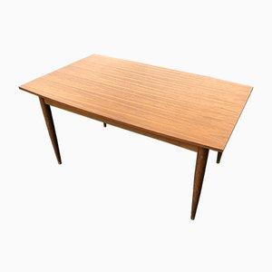 Ausziehbarer skandinavischer Tisch, 1960er