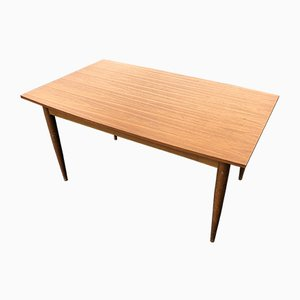 Scandinavian Extendable Table, 1960s