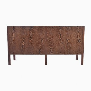 Wenge Sideboard by Dieter Waerckerlin for Idealheim, 1960s