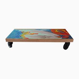 Tavolino Gorgona di Meccani Design