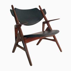 Mid-Century Armchair by Hans J. Wegner