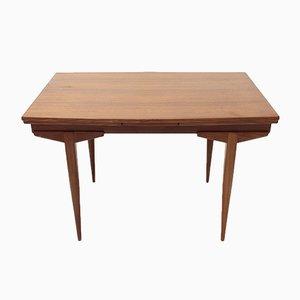 Ausziehbarer Tisch aus Teak, 1960er