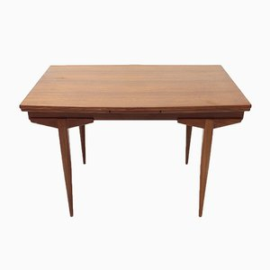 Table à Rallonge en Teck, 1960s