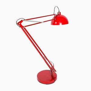 Lámpara de pie grande, años 60