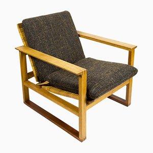 Chaise par Børge Mogensen pour Fredericia, Danemark, 1960s