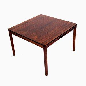 Table Basse en Palissandre par Alberts Tribro, Suède, 1960s