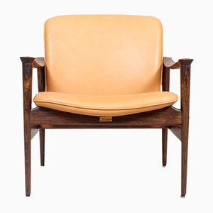 Easy Chair by Fredrik Kayser for Vatne, 1960s