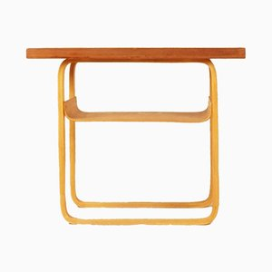 Table d'Appoint Modèle N°916 par Alvar Aalto, 1930s