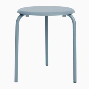 Tube Blue-Grey Table by Mobles114